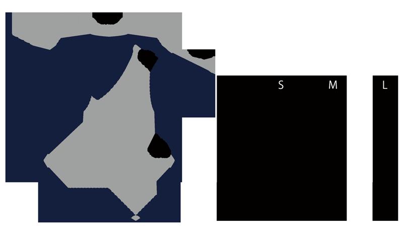 藍染Tシャツサイズ