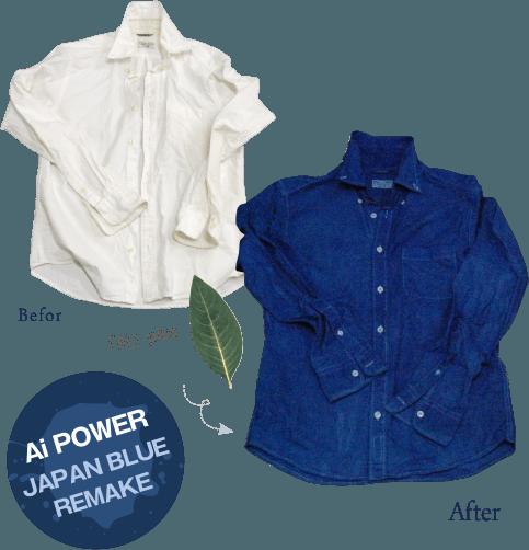 Ai POWER JAPANESE BLUE REMAKE