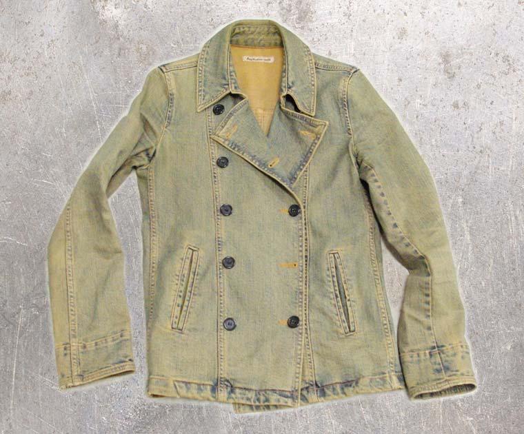 ジャケット-藍染直し前